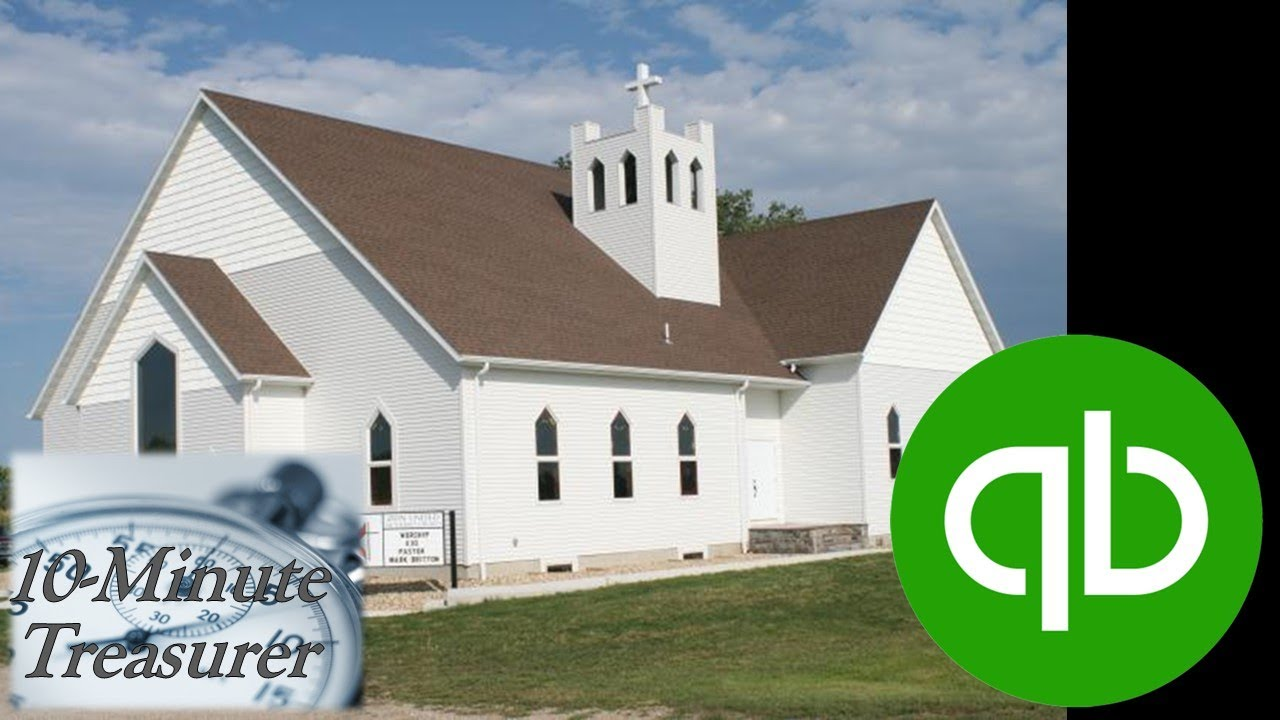 QuickBooks and the Church