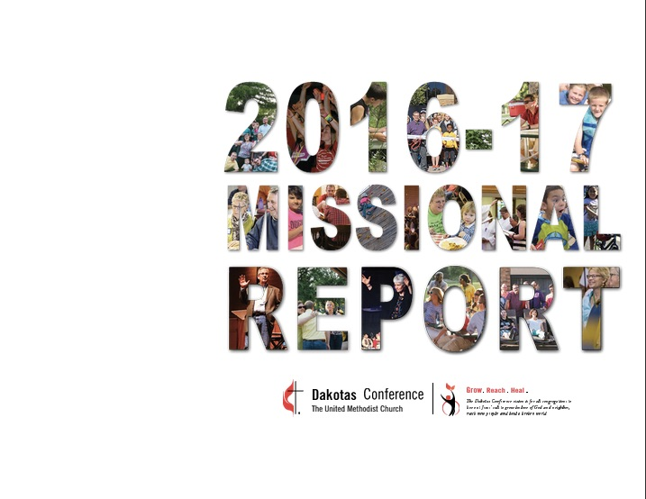 2016-17 Missional Report