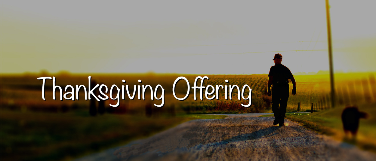 Thanksgiving Offering 585
