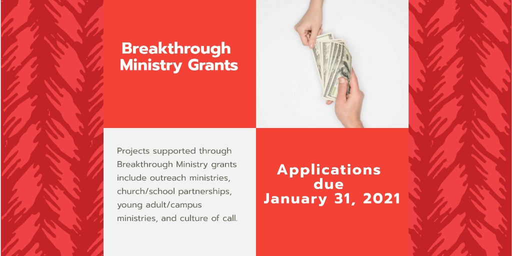 Breakthrough Grants Twitter Post