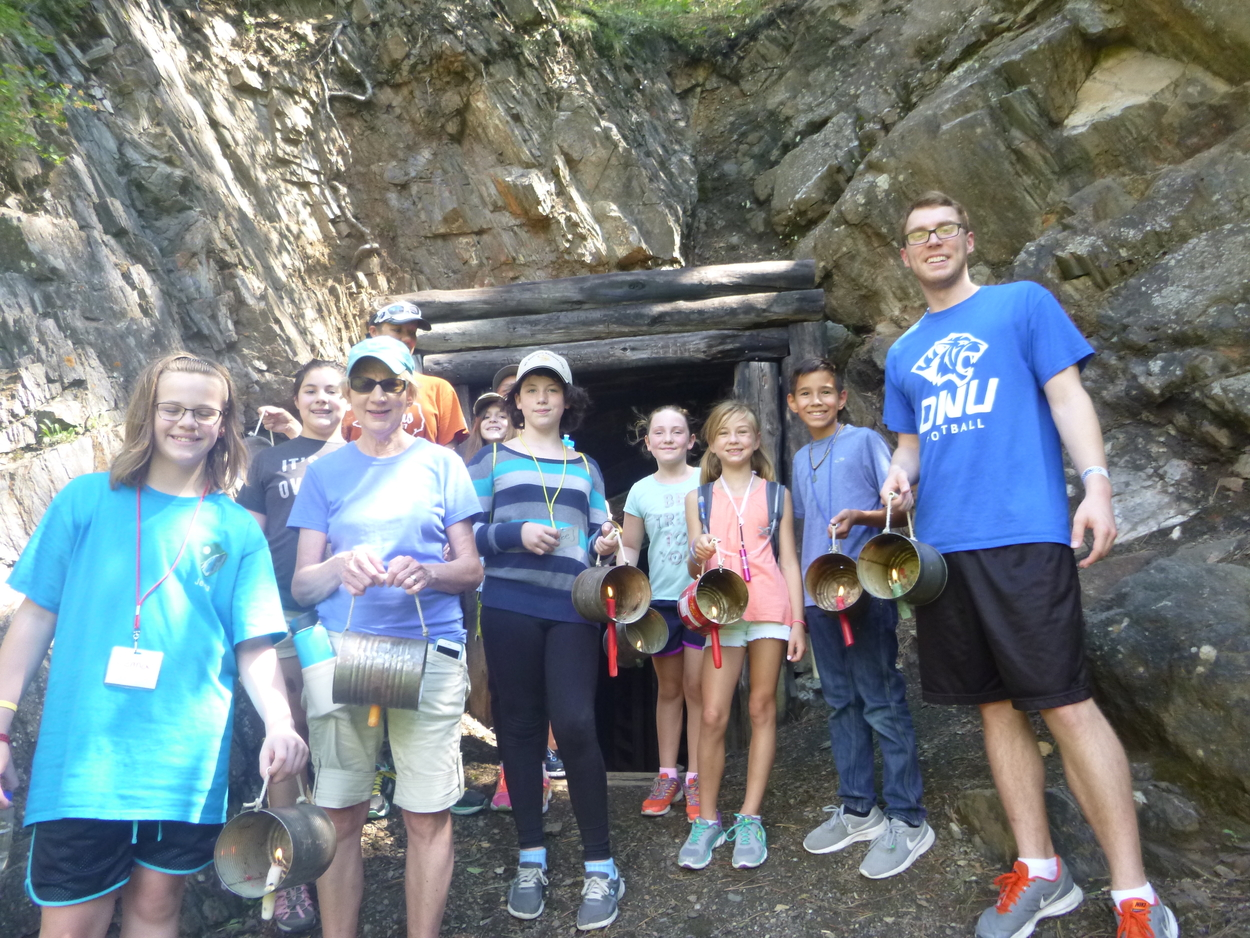 Camp Activities | Storm Mountain | Dakotas UMC Camping